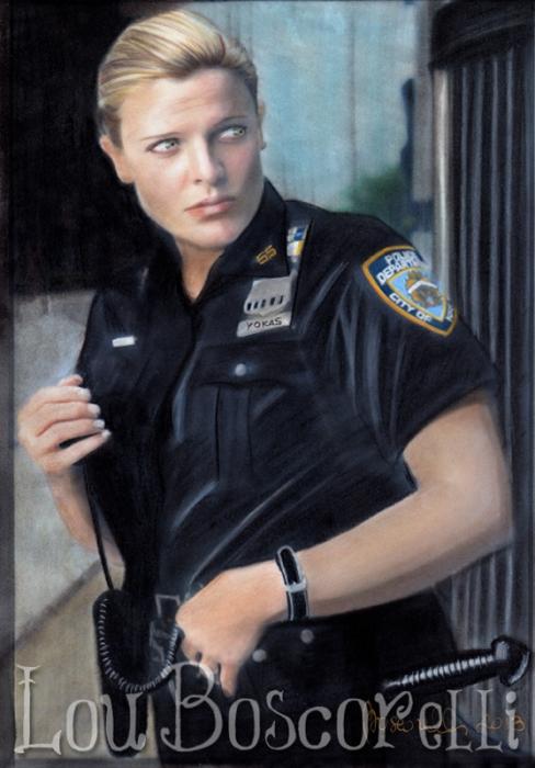 Molly Price by LouBoscorelli
